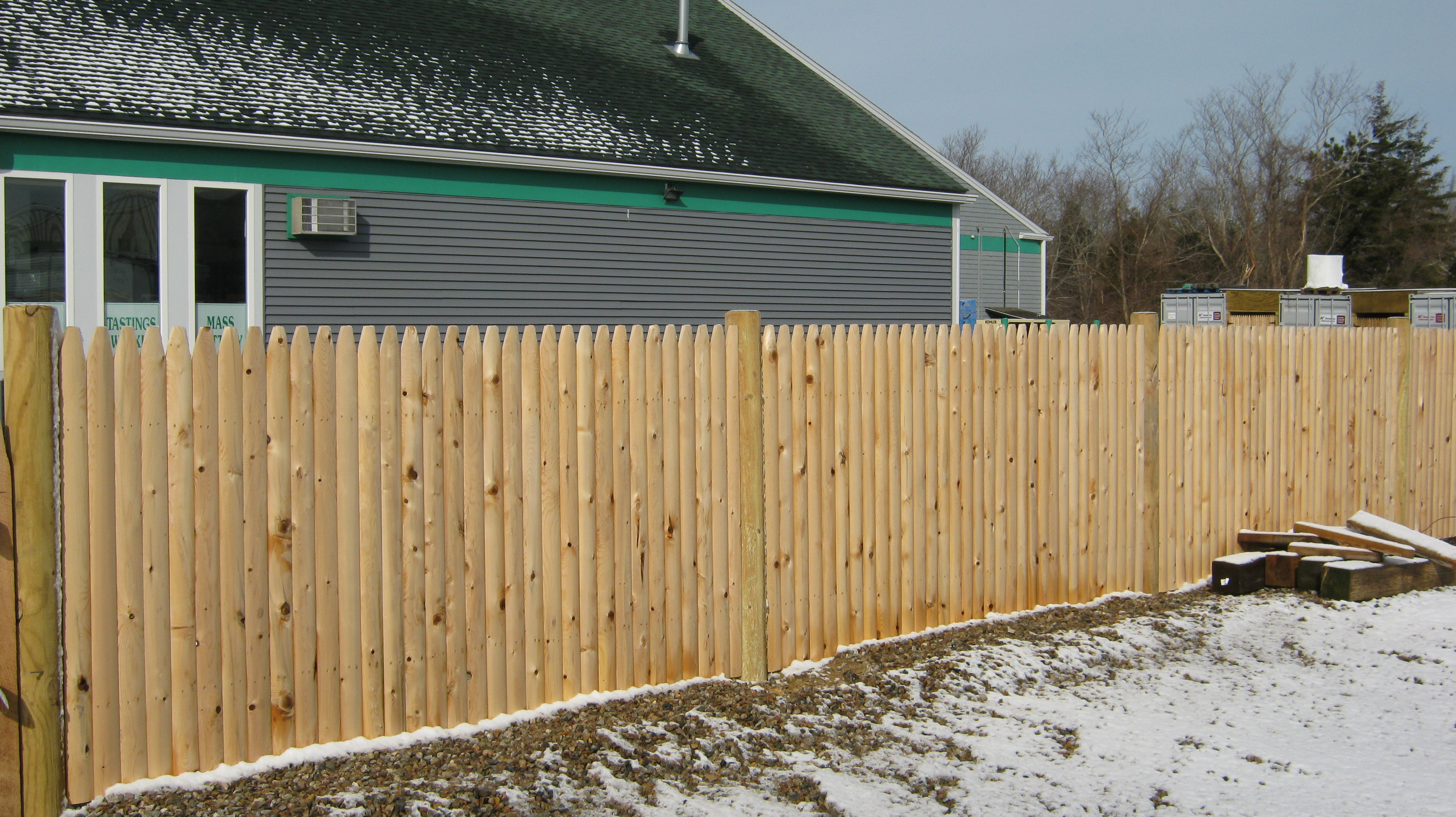 A Cedar Stockade Panels Product Categories