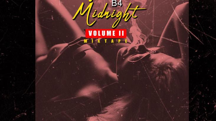 Dj Chizzy - Vibes b4 Midnight Mixtape Vol.2