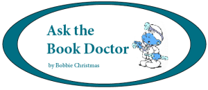 New Ask the book doctor logo