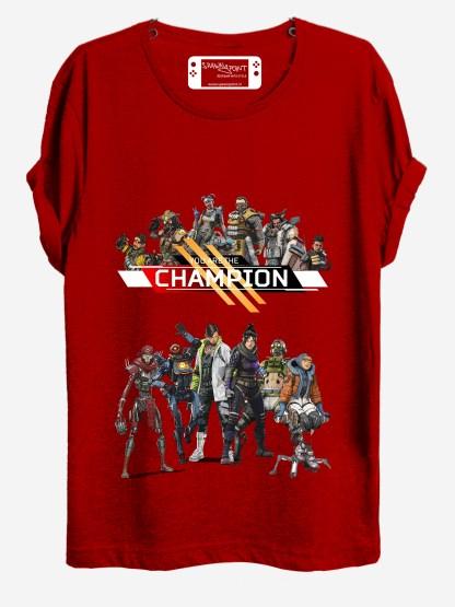 apex legends champions tshirt india