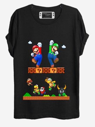 mario gaming tshirt india
