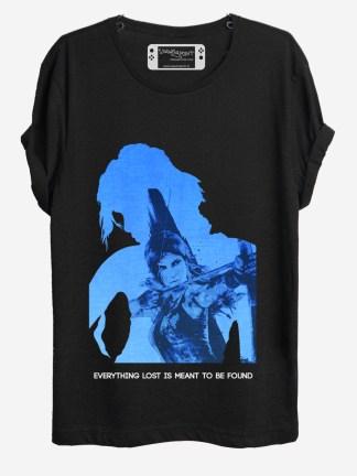 tomb raider lara croft tshirt india