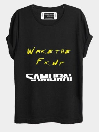 cyberpunk 2077 samurai tshirt india