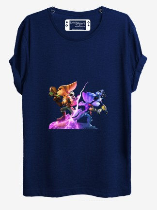 ratchet and clank tshirt india