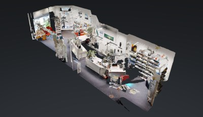 Reisebüro Wagner 3D Model