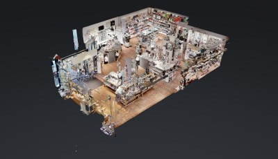 Papeterie am Markt in Unna 3D Model