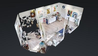 Atelier Andrea Agner 3D Model