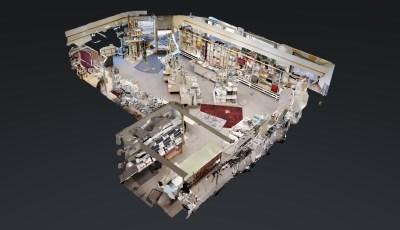 Raumausstattung Rademacher 3D Model