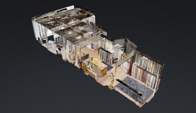 Raumgestaltung Sommer 3D Model