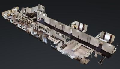 Hotel Stadt Kamen 3D Model