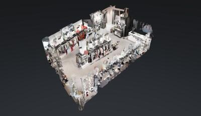 Nova! Mode & Accessoires 3D Model