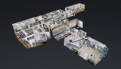 Zweirad Niehues Hamm Heessen 3D Model
