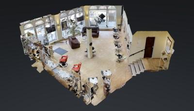 Friseur Hardy Siering 3D Model