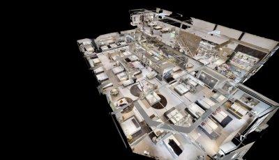 Bettenwelt Paderborn 3D Model
