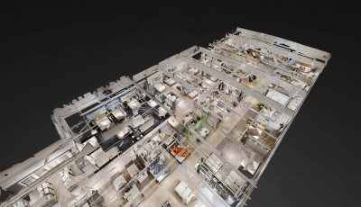 Bettenwelt Lippstadt 3D Model