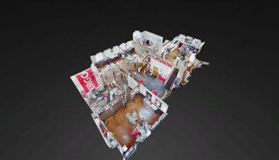 ERGO Versicherung Martin Jochem 3D Model