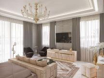 Dubai Luxury Master Bedroom Designs