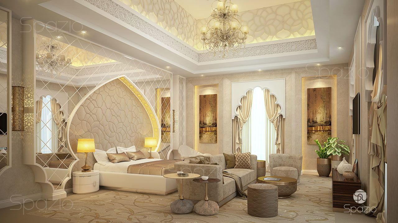 Luxury-master-bedroom-designs Spazio