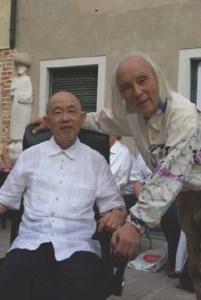 Yasuo Sumi e Shozo Shimamoto