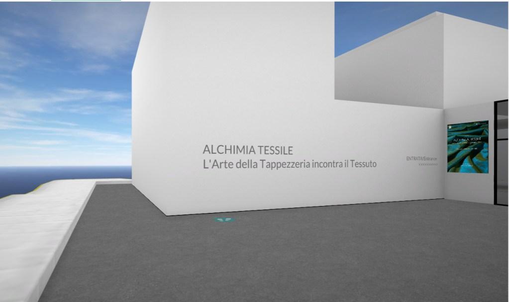 Alchimia Tessile - mostra 3d