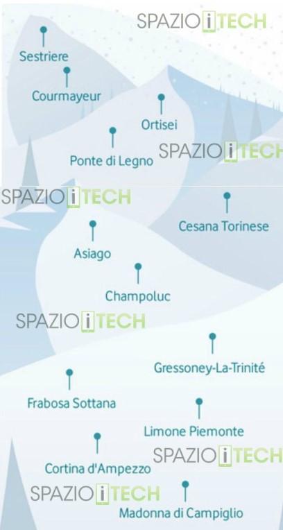 Esclusiva Vodafone Lancia Il 4g A 340 Mbps Spazio Itech