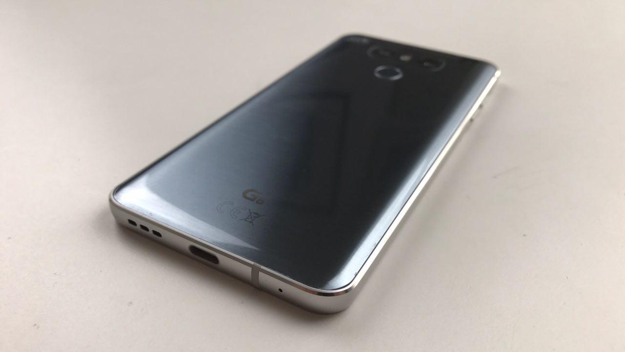 Display da 5.4 pollici per LG G6 Mini?