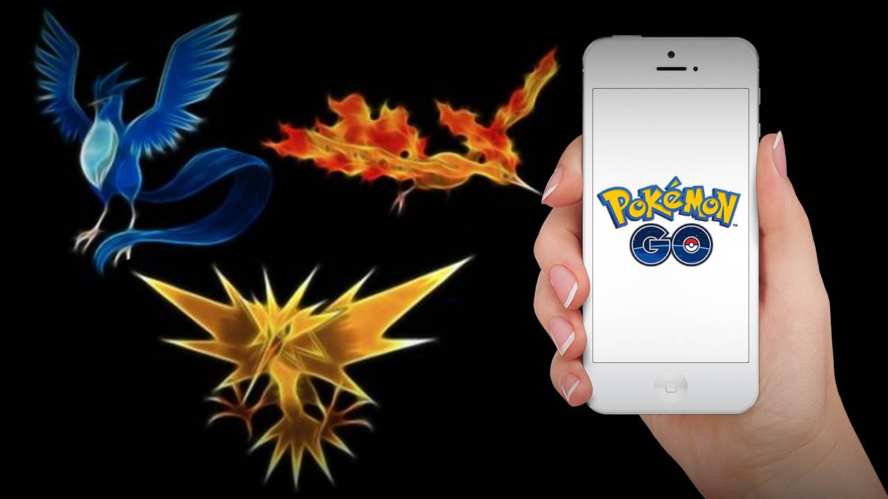Pokemon Go: Leggendari in arrivo questa estate?
