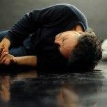 Coreografia d'arte sullo spettacolo su opere di Parra: NUT - GARDEN foto Domenico Cicchetti
