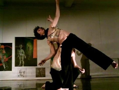 Coreografia d'Arte 2012, OpificioTrame, Federicapaola Capecchi, Francesca Magro