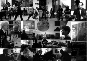 Alcuni eventi musicali a Spazio Tadini con la presenza di Luigi Pestalozza