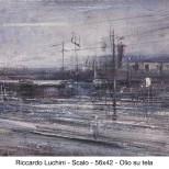 Riccardo Luchini a Spazio Tadini