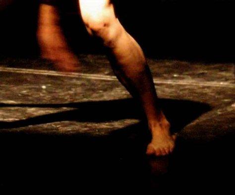 Nicoletta Cabassi, Giornata Mondiale della Danza 2013, sub rosa
