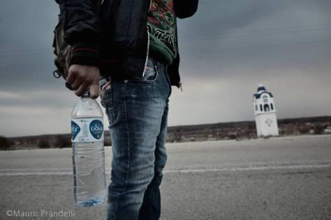 Evros porta orientale d'Europa. Un muro contro l'immigrazione di Mauro Prandelli