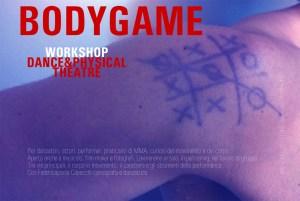 BodyGame Cartolina