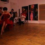 Foto Laura Caligiuri E Ancora spettacolo dedicato ad Emilio Tadini, di Federicapaola Capecchi | OpificioTrame Physical Dance Theatre