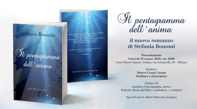 Il pentagramma dell'anima di Stefania Bonomi