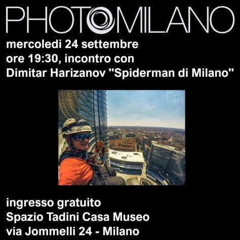 I mercoledì di PhotoMilano Club Fotografico Milanese. Un ciclo di appuntamenti, aperti al pubblico, dedicati alla proiezione e visione di progetti fotografici e autori.