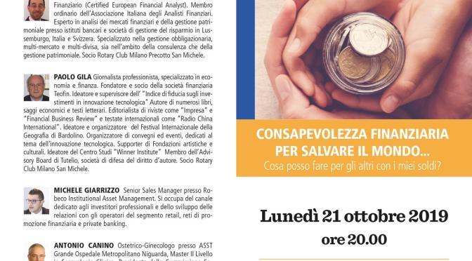 Consapevolezza finanziaria: Il denaro ha  valore spirituale?