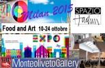 banner milano food & art 2015