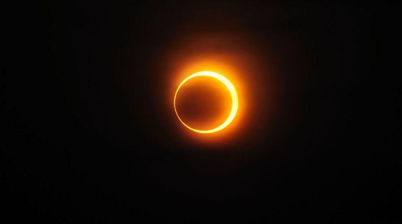 Eclissi solare anulare in Cina il 15 gennaio 2010