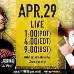 NJPW: Juice Robinson andrà per il titolo IWGP Intercontinental champion!