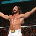 WWE: Curiosa striscia positiva per Seth Rollins