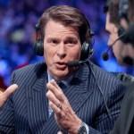 WWE: Cori contro JBL durante Smackdown Live!