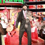 INSTAGRAM: Jinder Mahal incontra un campione UFC nel backstage di un live event (Foto)