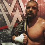 WWE: Triple H tornerà a combattere in India