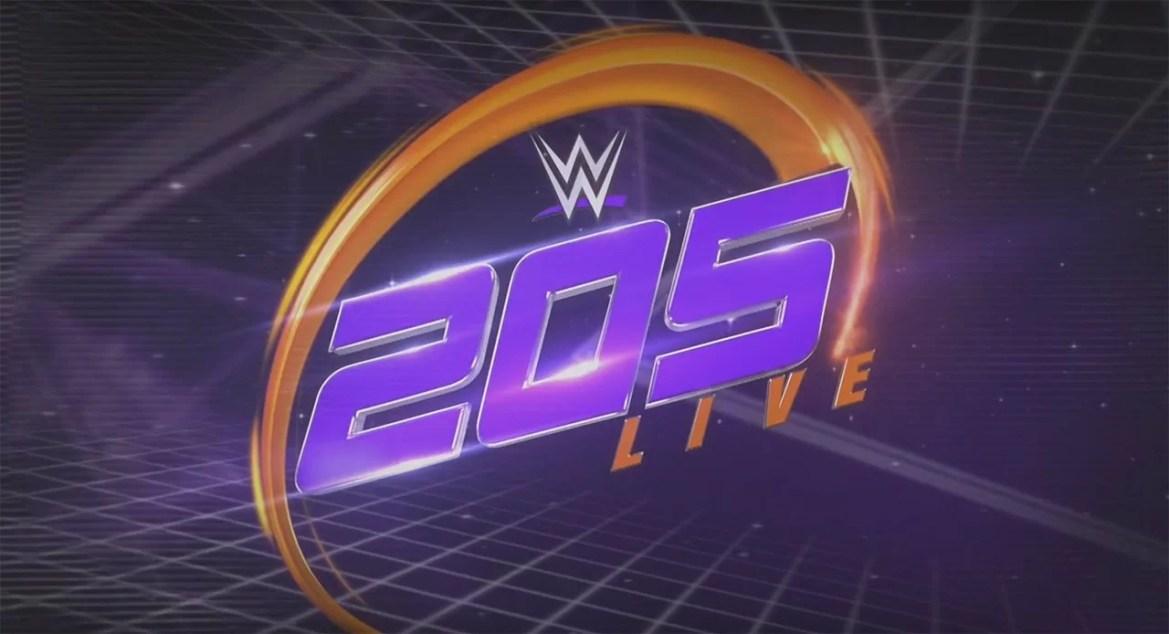 WWE: Annunciati 3 match per 205 Live
