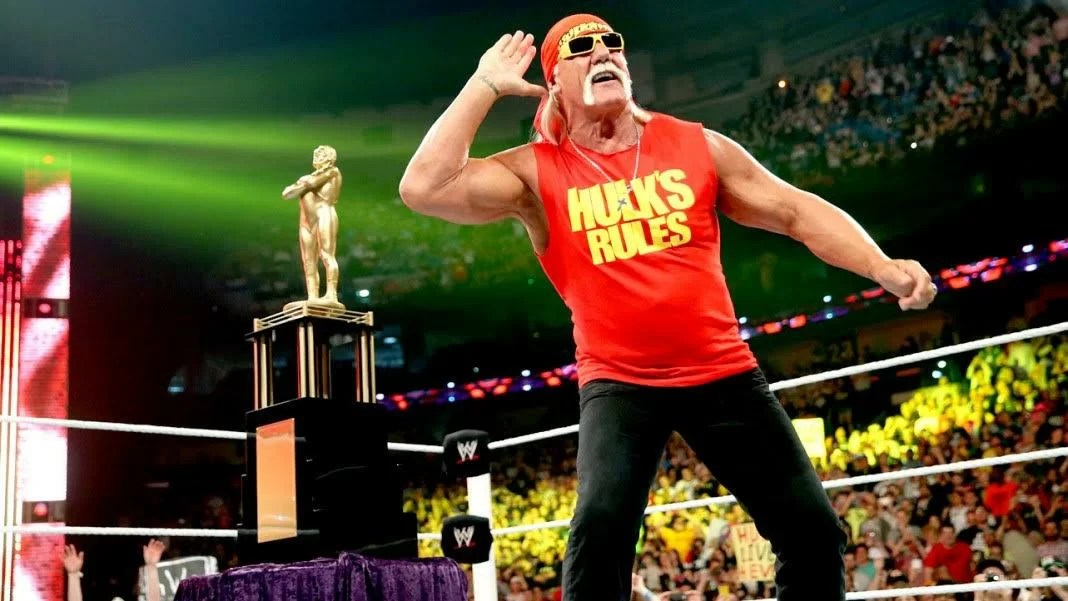 wwe personaggi hulk hogan
