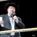 WWE: Jim Ross vuole commentare un match?