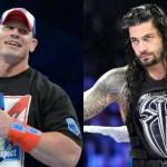 WWE: John Cena vorrebbe affrontare Roman Reigns?