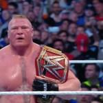 WWE: nuove date per Lesnar